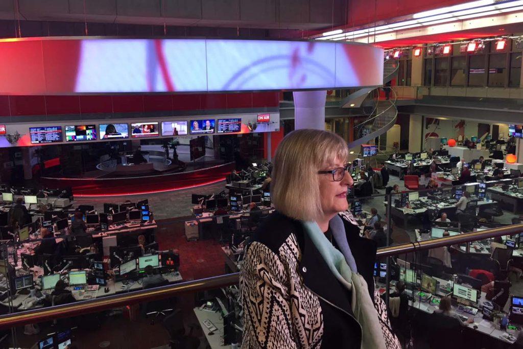 Live on BBC Business News