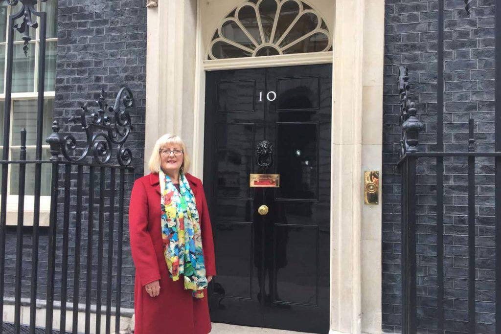 Meeting at 10 Downing Street