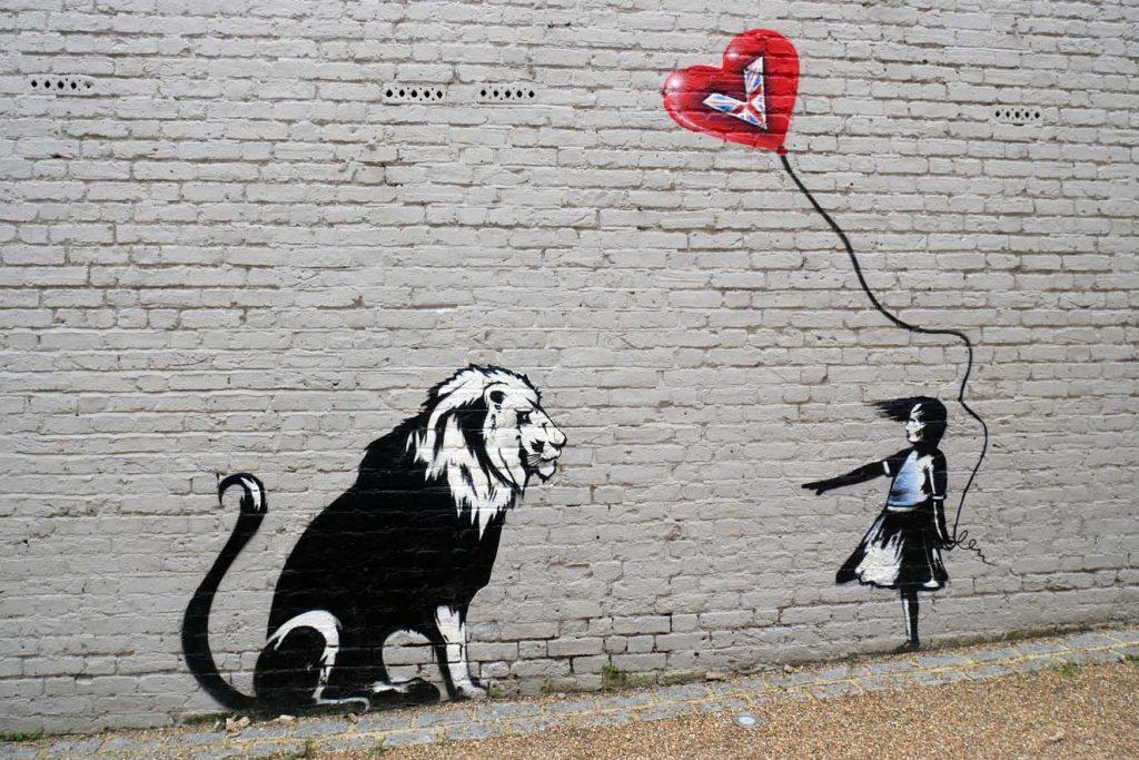 Is it a Banksy?
