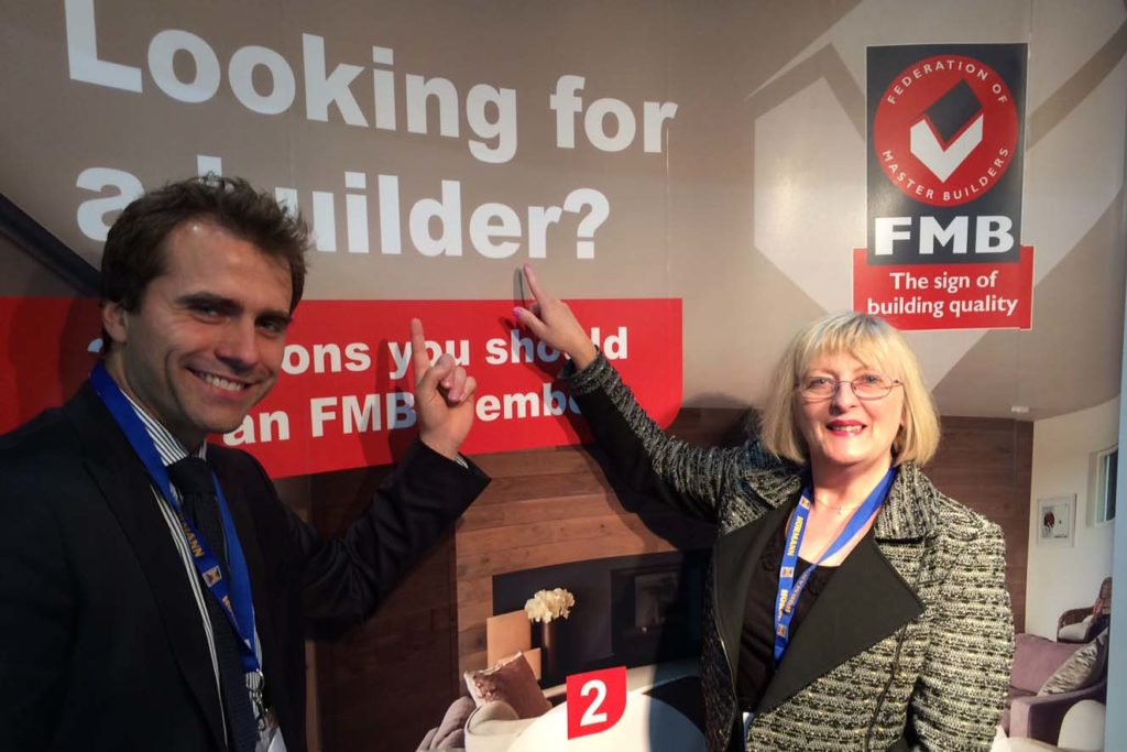 Supporting the Federation of Master Builders