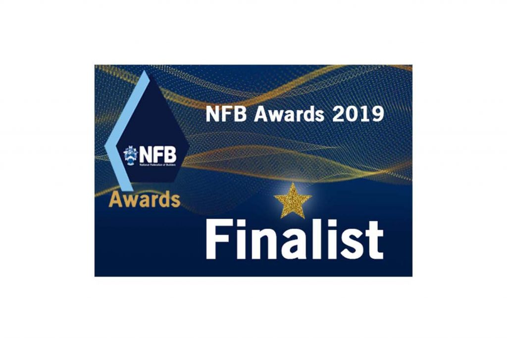 Finalist in 2019 Awards