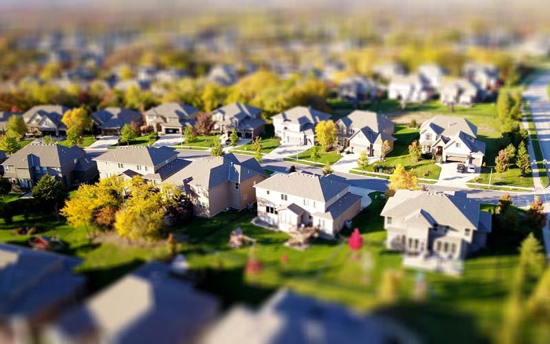development of houses