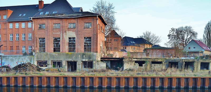tips for brownfield development